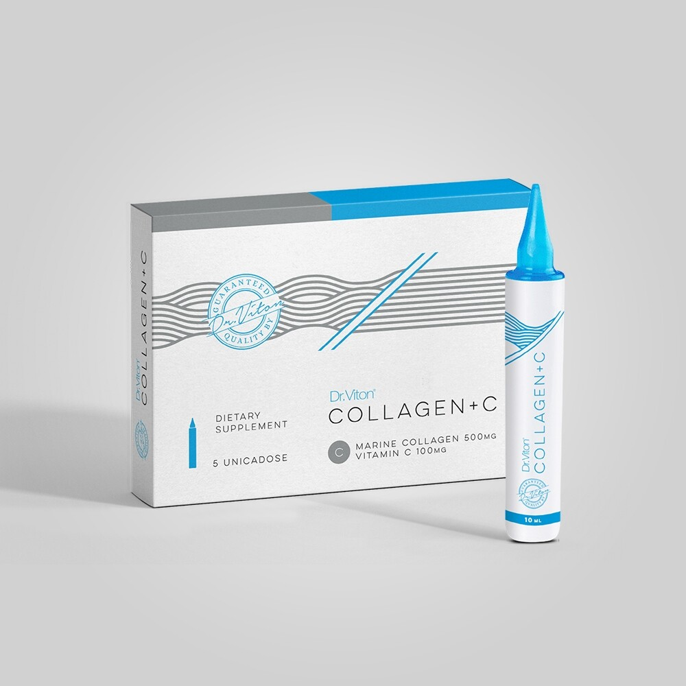 Collagen + C Liquid - Dr. Viton