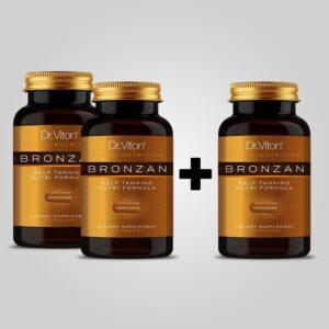 Bronzan 2+1 FREE